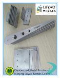 Tampa de carimbo de alumínio--Metal da Carimbar-Folha do metal de folha carimbado