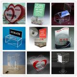 Fabrik-kundenspezifischer Qualitäts-Raum-Acryl-Kasten