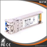 Kosteneffektiver 10GBASE-LRM SFP+ kompatibler Lautsprecherempfänger 1310nm 220m Duplex-LC