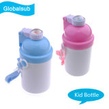 DIY Kind-Wasser-Flasche mit Subliamtion Leerzeichen