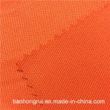 Tela ignífuga impresa red material de la ropa del franco de la tela del repulsivo de agua del algodón