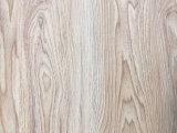 Couro de madeira do plutônio da grão da boa qualidade para sapatas, sacos, decoração (HS-Y61)