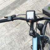 Bici eléctrica del MEDIADOS DE motor con la visualización del LCD