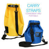 La cinghia di spalla registrabile lunga a secco impermeabile del sacchetto 20L inclusa, perfeziona per Kayaking/canottaggio/Canoeing/pesca/trasportare/nuoto /Camping /Snowboarding