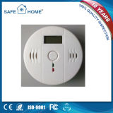 LCD表示の電池式の機密保護の安全Coガス探知器(SFL-508)
