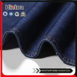 良質の安く重い藍色のあや織りの綿のデニムファブリック