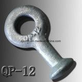 力の付属品pH -12 Qp-12のQ-12球の目