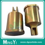 De Stempel en de Ring van het Carbide van de Deklaag van het Tin van de douane DIN