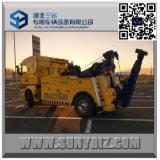 Corpo superior do Wrecker de Scania Int16 extrator do lado de 6 toneladas