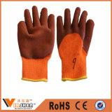 Перчатки полиуретана Coated Nylon