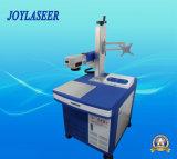 Máquina de la marca del laser de la fibra para la marca plástica