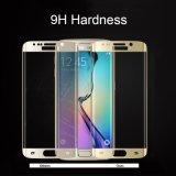 Protetor da tela do vidro Tempered de película protetora para o protetor da tela da borda de Samsung S6/S7