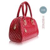 Oval Designs brodés de sac à main pour les accessoires pour dames