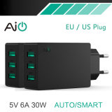 5V6a Universal Travel USB Charger Adapter EU Us Plug Wall