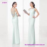 Платье Китая Manafacture оптовое длиннее платья вечера ювелирных изделий способа