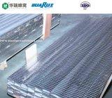 Base de aluminio del panal para el llenador de la puerta (HR627)