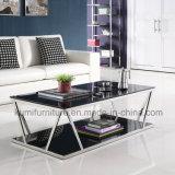 Mesa de centro moderna de la sala de estar de los muebles del hogar del estilo