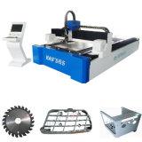 Tagliatrice di CNC del metallo del laser della fibra del rifornimento GS-Lfd3015 500W 1000W 1500W