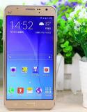 卸し売りオリジナルJ7のスマートな携帯電話5.5のインチ人間の特徴をもつ4G Lteの二重コアGSMの携帯電話