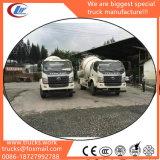 3000literミキサーのドラムコンクリートミキサー車のトラック