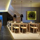 Moderne hängende helle dekorative hängende hängende Aluminiumhauptlampe für Gaststätte