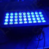 свет мытья стены 36X10W RGBW 4in1 напольный СИД