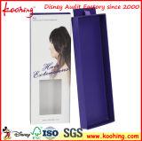Prodotti di bellezza cosmetici che impaccano il contenitore stabilito di regalo