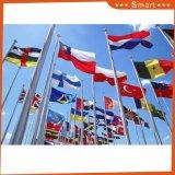 Bandeira de alta qualidade impermeável e à prova de sol da empresa Flag / Canvas Print Flag