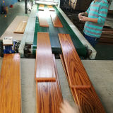 Plancher de chêne rouge / Revêtement de sol en chêne avec épaisseur de 22 mm