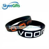 Silicone caldo Bracelet&Wristband del campione libero di vendita 2017 dalla Cina
