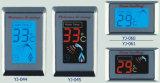 Gas-Warmwasserbereiter-ausgeglichenes Glas-Panel-Digitalanzeige (JSD-GD7)