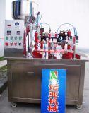 FGF compuesto de manguera de sellado y máquina de llenado