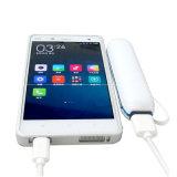 mini accessoires de téléphone du thon 5200mAh de forme de côté mobile neuf de pouvoir