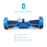 "Roda Hoverboard do ""trotinette"" 2 do balanço do auto K5 com altofalante de Bluetooth"