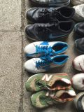 Chaussures utilisées par chaussures d'occasion de la pente D.C.A. avec la qualité de la meilleure qualité