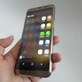 S8 plus le téléphone mobile, 5.7 téléphone cellulaire de l'écran 3G de pouce HD