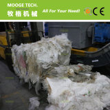 PET pp. Plastic Bag Film Washing und Recycling Line