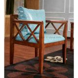 Sofá moderno da sala de estar do frame da madeira contínua da sala de visitas (HW-2110-1S)