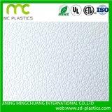 Papel de parede embutido em PVC embutido para poster e impressão de imagens digitais 1.07m