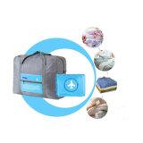 Женщин людей мешка Duffel перемещения большой емкости мешок багажа хранения водоустойчивых складных облегченных портативный