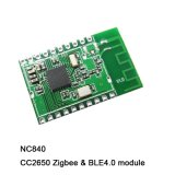 RF4ce, Zigbee 6lowpan, module d'énergie inférieure de Bluetooth