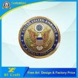 Professtional personalizzato mette in mostra le monete del ricordo delle medaglie come premio (XF-CO28)