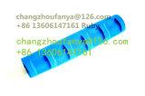 Le bâton de marche personnalisé de silicones protègent des couvertures de traitement