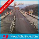Correias transportadoras de borracha usadas resistentes de mina de carvão Ep/Ee