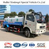 camion speciale dello spruzzatore della via di 8cbm Dongfeng per scopo di pulizia della strada