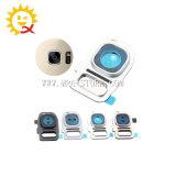 S7를 위한 유리제 뒤표지 카메라 렌즈 섬광
