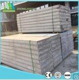 Casa concreta pré-fabricada da folha do cimento da espuma do EPS