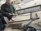 Вытравленный Handcrafted незаконченный настил твёрдой древесины дуба