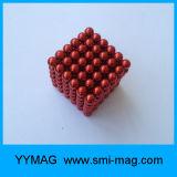 216 bolas magnéticas neo del cubo neo del imán de 5m m del PCS 5m m