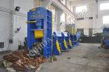 工場をリサイクルする製鉄所のための高速高容量の屑鉄のせん断の梱包機